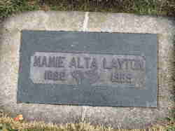 Mamie Alta Layton