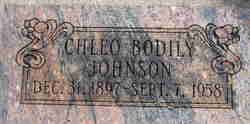 Chleo <I>Bodily</I> Johnson