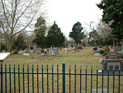Old Liberty Baptist Church Cemetery