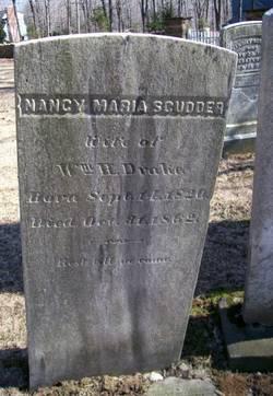 Nancy Maria <I>Scudder</I> Drake