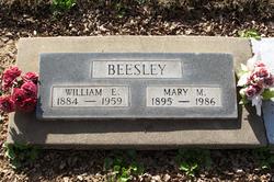 Mary Myrtle <I>Bogue</I> Beesley