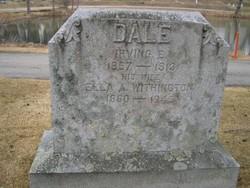 Irving Edward Dale