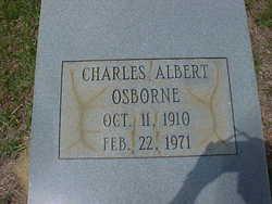 Charles Albert Osborne