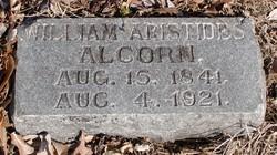 William Aristides Alcorn