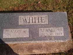 Jimmie L. White