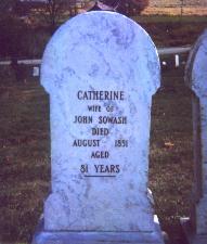 Catherine <I>Thomas</I> Sowash