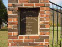 Son Butcher Cemetery