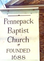 Old Pennepack Baptist Church Cemetery