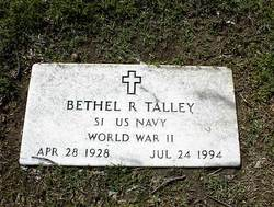 Bethel Ray Talley