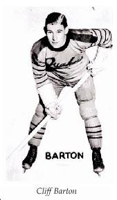 Clifford John 'Cliff' Barton