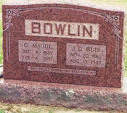 Gertie Maude <I>Gash</I> Bowlin
