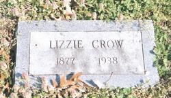 "Victory Elizabeth ""Lizzie"" <I>Griffith</I> Crow"