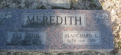 Eva Irene <I>Stahl</I> Meredith