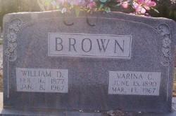 Varina C. Brown