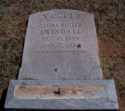 Leona <I>Butler</I> Swindall