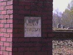 Midway United Methodist Cemetery