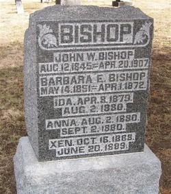 Barbara Ellen <I>Strasser</I> Bishop