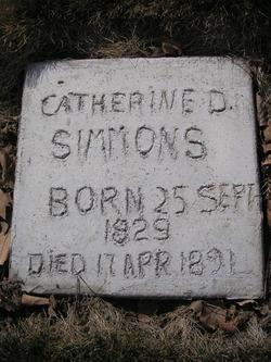 Catherine Davis Simmons