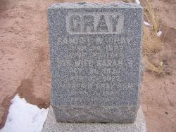 Samuel Wardrop Gray