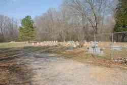Big Cove Cemetery