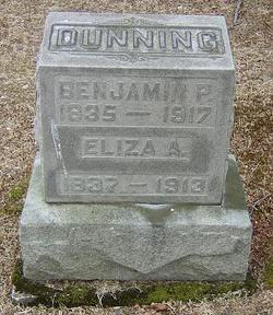 Eliza Ann <I>Fairchild</I> Dunning
