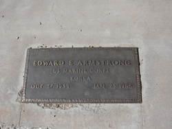 Pvt Edward E. Armstrong