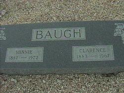Minnie Maud <I>Bigham</I> Baugh