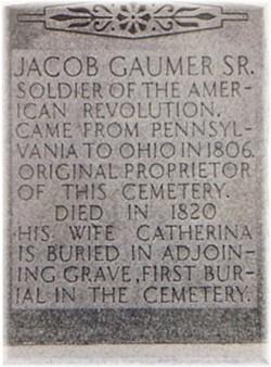 Johann Jacob Gaumer, Sr
