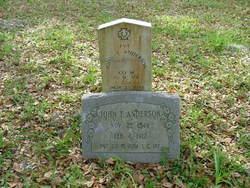 John Thomas Anderson