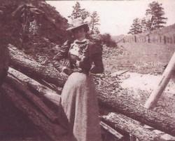 Elizabeth Ann <I>Frederick</I> Burns
