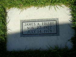 James A Frisby