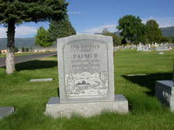 Leo Vaughn Palmer