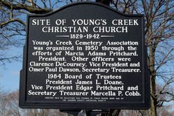 Youngs Creek Cemetery