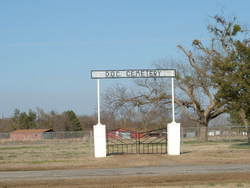 Department of Corrections Prison Cemetery