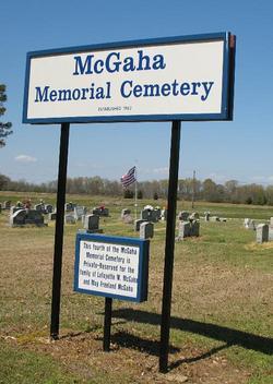 McGaha Memorial Cemetery