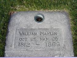 William Maylin