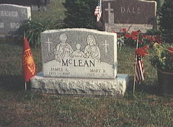 Mary Louise <I>Briggs</I> McLean