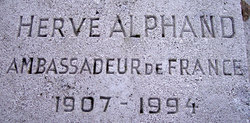 Hervé Alphand