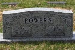 Cora <I>Davis</I> Powers