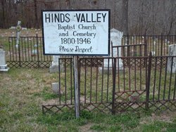 Hinds Valley Cemetery