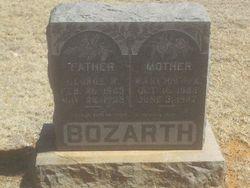 Mary Rachel <I>Roberts</I> Bozarth
