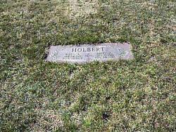 Mary Ann <I>Bricker</I> Holbert