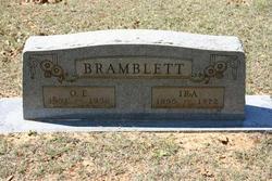 Lucienda Ira <I>Driver</I> Bramblett