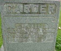 George Washington Carder