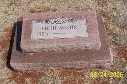 Edith Louise <I>Prather</I> Austin