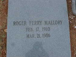 Roger Perry Mallory