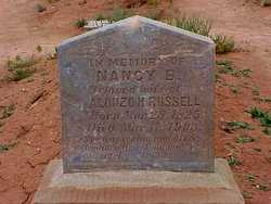 Nancy Briggs <I>Foster</I> Russell