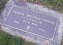 Pvt Samuel Degold Childs