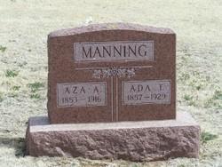 """Azariah Andrew """"Aza"""" Manning"""