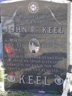 John R Keel